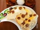 Рецепта Фокача с маслини и морска сол